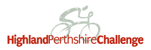 Logo for Highland Perthshire Challenge