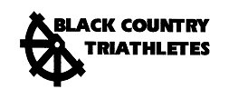 Logo for Black Country Triathletes April 2019 Sprint Triathlon