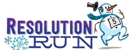 Logo for The Resolution Run 5k