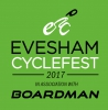 Logo for Evesham CycleFest