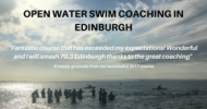 Logo for Open Water Swim Training