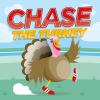 Logo for Chase the Turkey at The Helix 2018