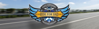 Logo for Ride For Dad 2018