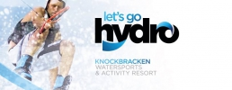 Logo for Let's Go Hydro Aquathon & Splash 'N Dash
