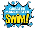 Logo for Greater Manchester Swim!