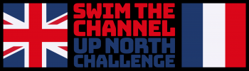 Logo for Swim The Channel Up North Challenge