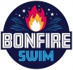 Logo for Bonfire Swim
