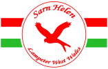 Logo for Sarn Helen Hill Race Festival