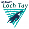 Logo for Go Swim Loch Tay 2021