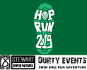 Logo for Hop Run