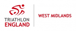 Logo for Triathlon England  West Midlands Regional Awards 2018
