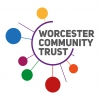 Logo for Worcester Community Trust 5km Race, Quarter mile and One mile fun run