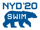 Logo for New Years Day Swim