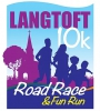 Logo for Langtoft 10k + 3k Fun Run