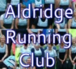 Logo for Aldridge 10k, 5k and Children's Races