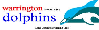 Logo for Warrington Dolphins - 23rd Budworth Mere Championships