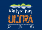 Logo for Kintyre Way Ultra - Three Great Races, One Outstanding Event