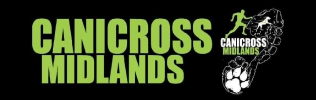 Logo for CSJ Canicross Midlands Series Finale - 6th weekend of the CSJ Series