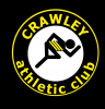 Logo for Crawley AC 60th Anniversary Open Meeting