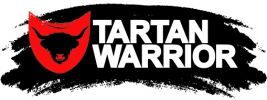 Logo for Tartan Warrior 5K Obstacle Race Kincardine Autumn 2019