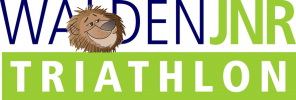 Logo for WaldenJNR Triathlon