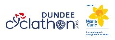 Logo for Rotary Club of Claverhouse Cyclathon
