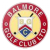 Logo for The Balmore Gents Senior Open