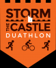 Logo for Storm The Castle Duathlon