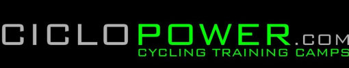 Logo for Ciclopower Cycling Weekend