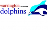 Logo for Warrington Dolphins - 33rd Albert Dock Liverpool Championships