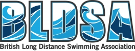 Logo for British Long Distance Swimming Association (Senior and Non-swimmer)