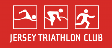 Logo for Jersey Triathlon Club