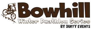 Logo for Bowhill Duathlon Series (Medium Only)