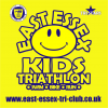 Logo for East Essex Kids Triathlon