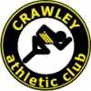 Logo for Crawley AC: EA reg (2018)