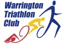 Logo for Warrington Tri Junior Aquathlon 2017
