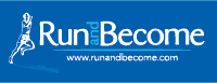 Logo for Run and Become Self-Transcendence 5k