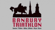 Logo for Team Cherwell's Banbury Triathlon Festival