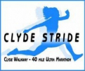 Logo for Clyde Stride Ultra Marathon