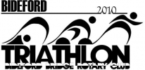 Logo for The Bideford Triathlon