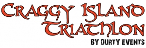 Logo for The Craggy Island Triathlons