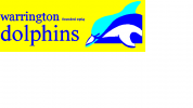 Logo for Warrington Dolphins LDSC 7th 800m Junior Championships (swim only, no buffet)