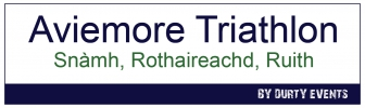 Logo for Aviemore Triathlon