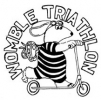 Logo for The Wimbledon Windmilers Womble Novice Triathlon