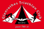 Logo for Glenrothes Triathlon Festival