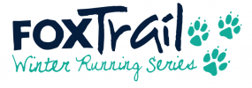Logo for FoxTrail Winter Running Series: Race Five, Harvest Moon Half Marathon