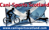 Logo for Cani-Sports Scotland Races Mugdock