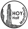 Logo for 32nd Hoy Half Marathon
