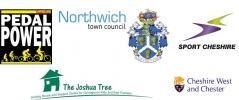 Logo for Northwich Pedal Power Cycling Festival