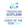 Logo for Scottish National Sprint Triathlon Championships - Monikie Park